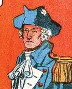 Washington replicant