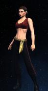 Imperial Starfleet junior officers uniform, 2280s