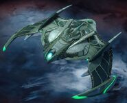 Kholhr Romulan Type 1