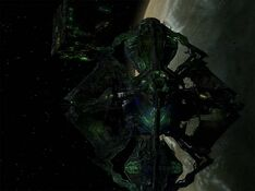 Borg Queen's vessel