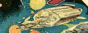 Makon's ship