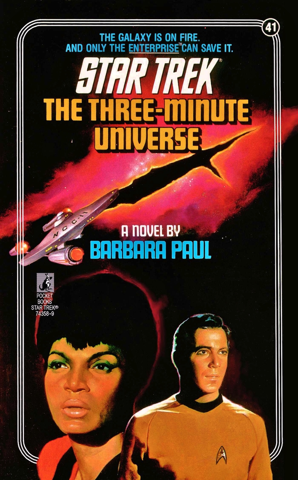 The Three-Minute Universe | Memory Beta, non-canon Star Trek