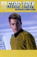 IDW Star Trek, Issue 25 B