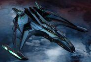 Dhael class Romulan Mirror Type 1