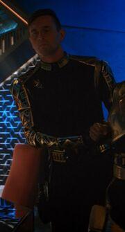 Imperial Starfleet Imperial guard, 2256