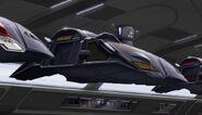 Siouxsie fighter shuttle