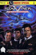 Final Frontier comic