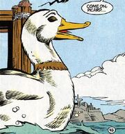 Duck DC Comics
