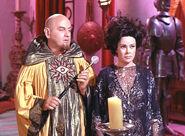 Korob and Sylvia