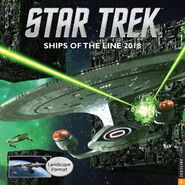 Ships of the Line 2018