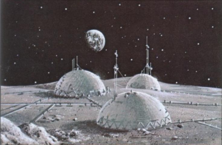 moon base comics - photo #31