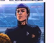 Spock IDW 60