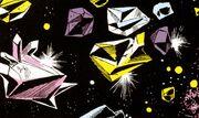 Ferrous-asteroid-belt