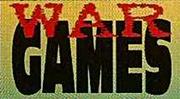 War Games comic title