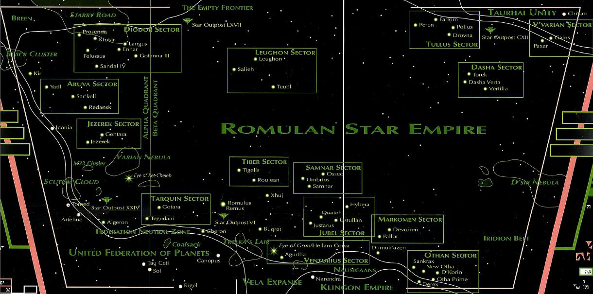 Romulan Symbol Next Generation