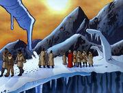 Andorian Klingon prisoner exchange