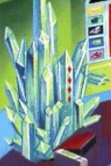 Crystal computer