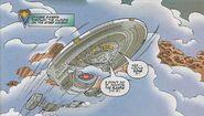 Voyager leaves praja