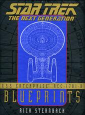 Enterprise-D blueprints