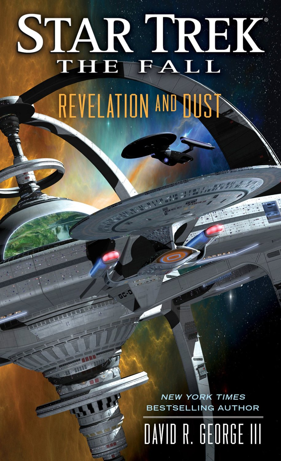 Star trek the fall memory beta non canon star trek wiki revelation and dust solicitation cover fandeluxe Epub