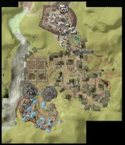 Virinat map after