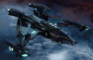 Hathos class Romulan Mirror Type 1