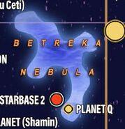 Betreka Nebula 2372