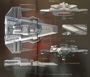 Husnock warship ortho