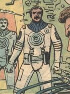 Imperial Starfleet engineering suit, 2285
