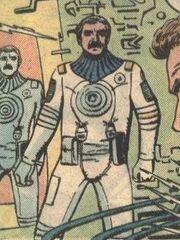Imperial Starfleet engineering suit, 2285