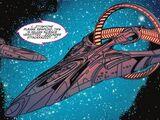 Vulcan science vessel