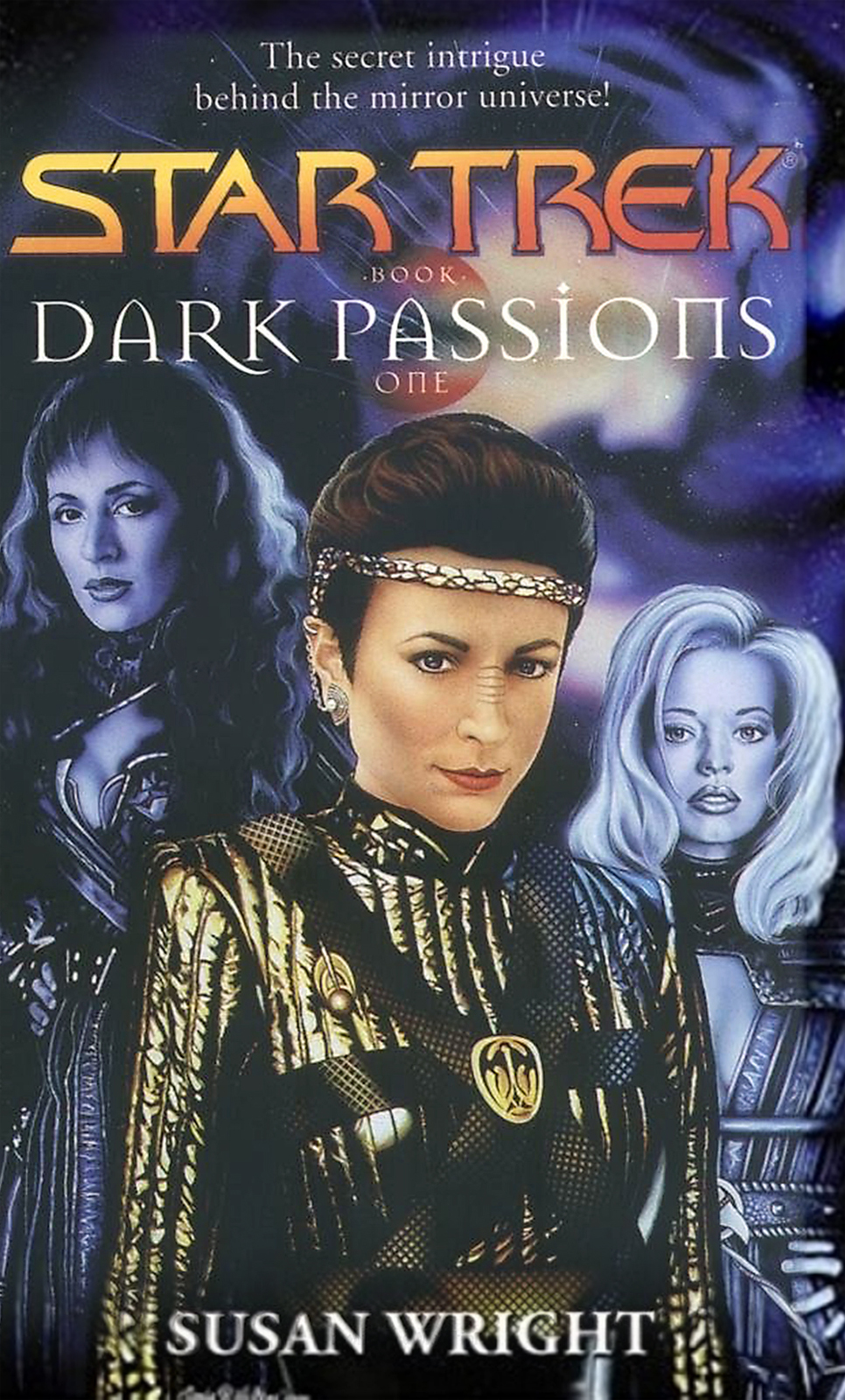 Trek Passions A Dating Site from the Future