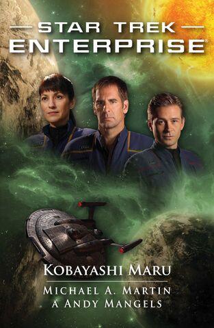 File:Kobayashi Maru Czech cover.jpg