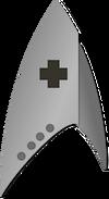 DIS med capt insignia
