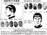 Lt. Commdr. Spock: Psycho-File