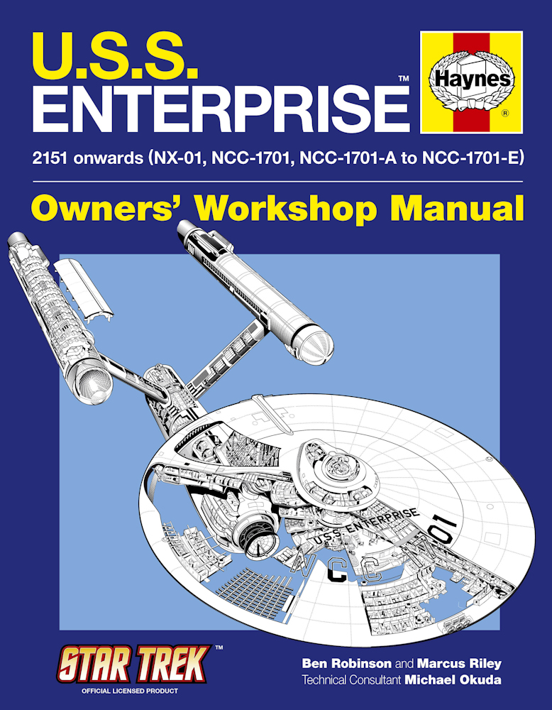 uss enterprise owners workshop manual memory beta non canon star rh memory beta wikia com Ford Manual Shift Chilton Manual Ford