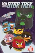 IDW TOS 34 Angry Birds