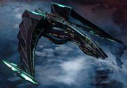 Dhelan class Romulan Mirror Type 1