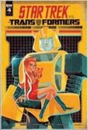 Star Trek vs. Transformers 4 RI