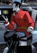 Imperial Starfleet command uniform, 2333