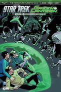 IDW ST GL, Issue 5