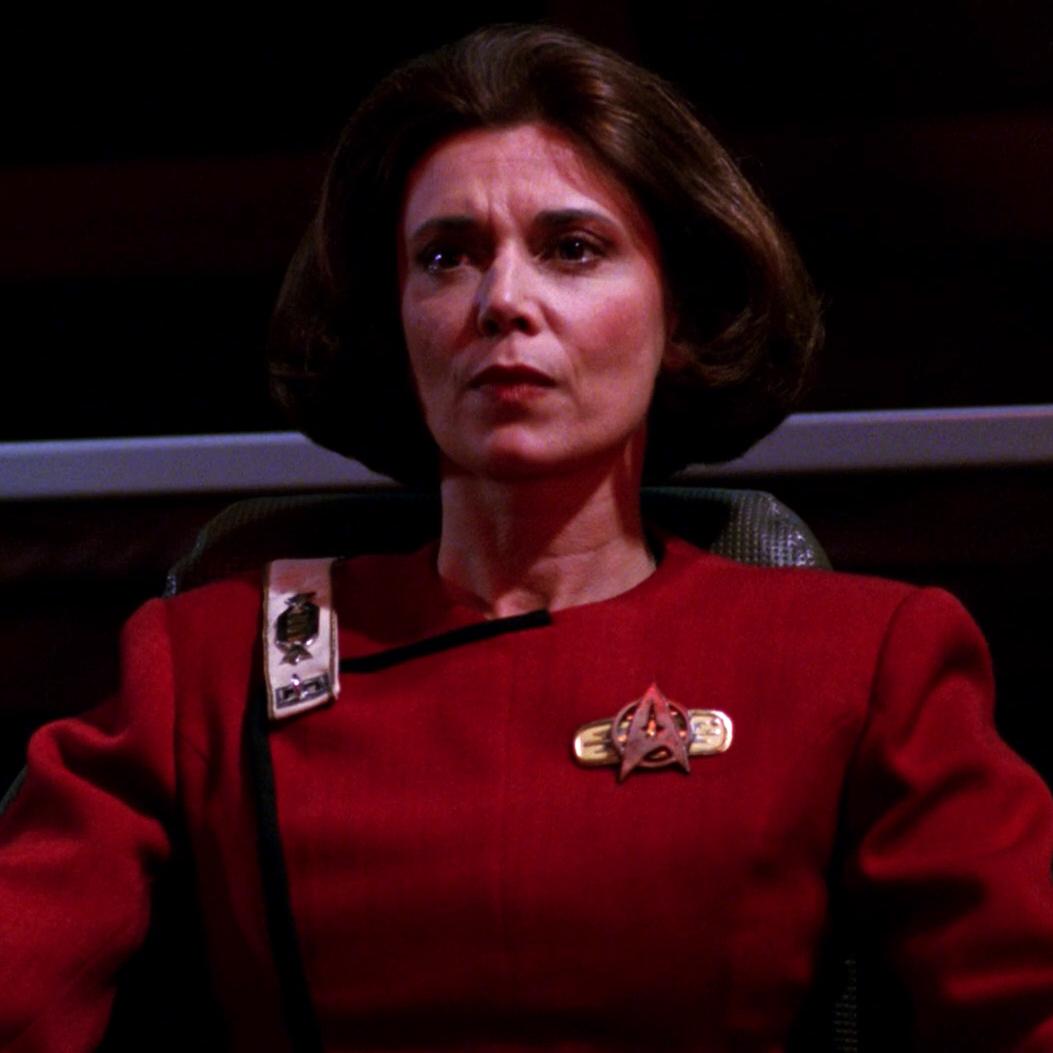 Rachel Garrett Memory Beta Non Canon Star Trek Wiki