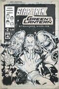 Stranger Worlds, issue 2 AE