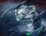 Kholhr Romulan Veteran