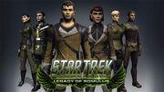 Romulan Republic uniform Legacy
