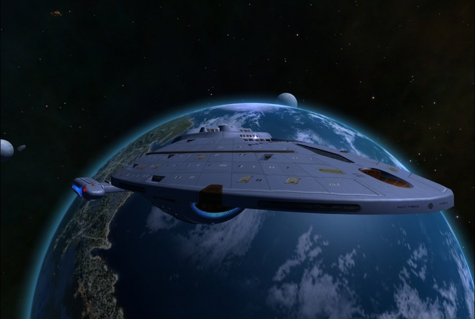 Uss Odyssey Ncc 74650 Memory Beta Non Canon Star Trek