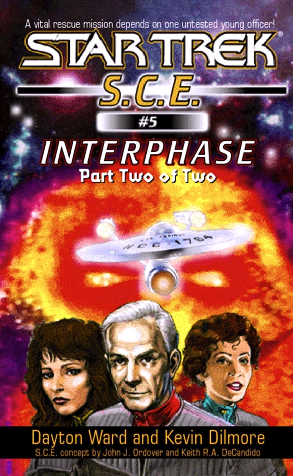 Interphase ebook memory beta non canon star trek wiki 2376 interphase book one and two are the fourth and fifth installments in the star trek starfleet corps of engineers fandeluxe Ebook collections