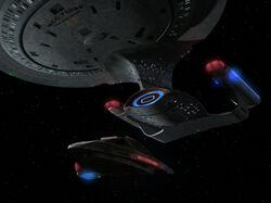 USS Challenger Delta Flyer