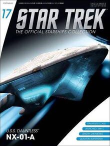 Star Trek Official Starships Collection Issue 17