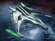 Dhael class Romulan Type 4
